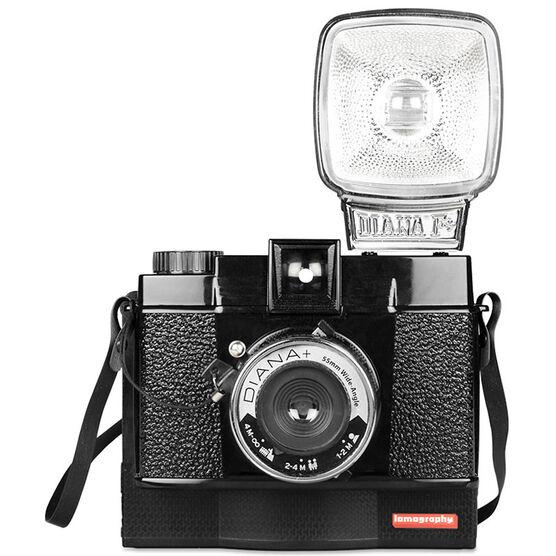 Diana Instant Camera - Black - HP800INST