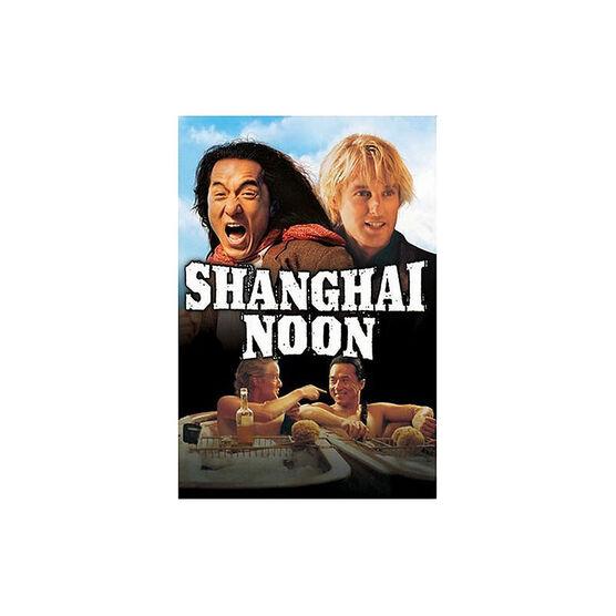 Shanghai Noon - DVD