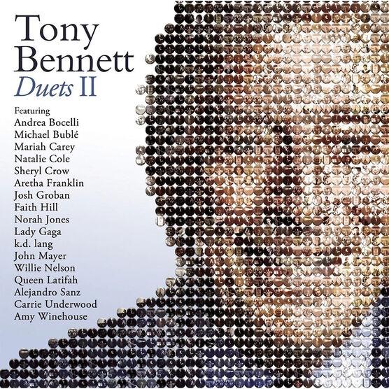 Tony Bennett - Duets II - CD