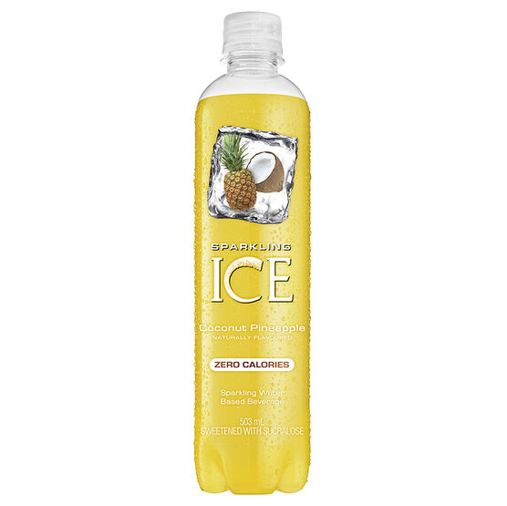 Sparkling Ice - Coconut Pineapple - 503ml