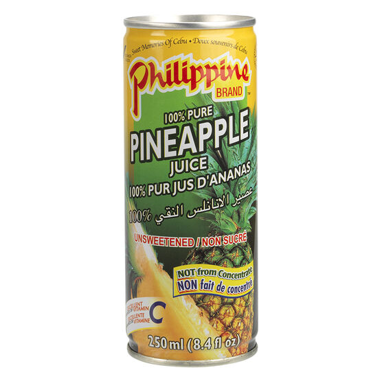 Philippine Pineapple Juice - 250ml
