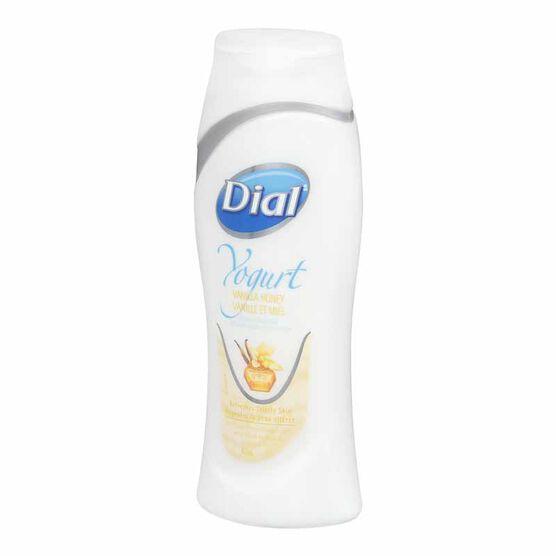 Dial Yogurt Body Wash - Vanilla & Honey - 473ml