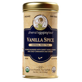 Zhena's Vanilla Spice Tea - 22's