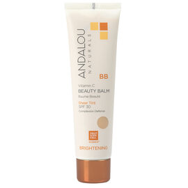 Andalou Naturals Vitamin C BB Beauty Balm Sheer Tint SPF 30 - 58ml