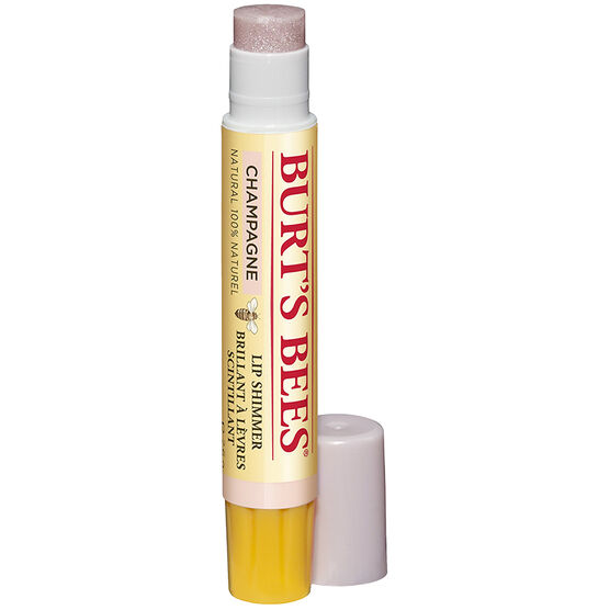 Burt's Bees Lip Shimmer - Champagne