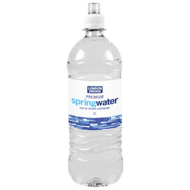 London Drugs Premium Spring Water with Cap - 1L