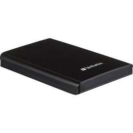 Verbatim 500GB Store 'N Go SuperSpeed USB 3.0 Portable Hard Drive - Piano Black - 97397