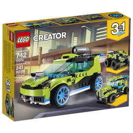 LEGO Creator 3in1 - Rocket Rally Car