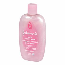 Johnson & Johnson Bedtime Cream Wash - 444ml