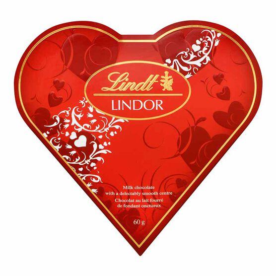 Lindor Friend Hearts - Milk Chocolate - 60g