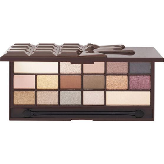 Makeup Revolution Chocolate Bar Eyeshadow Palette