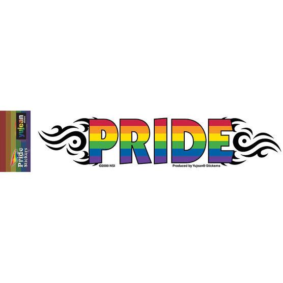 Pride Tribal Sticker