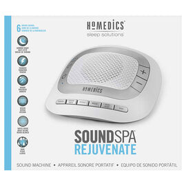 Homedics Soundspa Rejuvenate - S2-2025