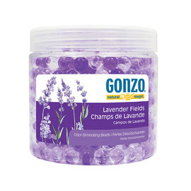 Gonzo Natural Magic Odor Eliminating Beads - Lavender Fields- 340g