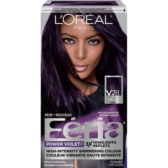 L Oreal Hair Colour Purple Best Hair Color 2017