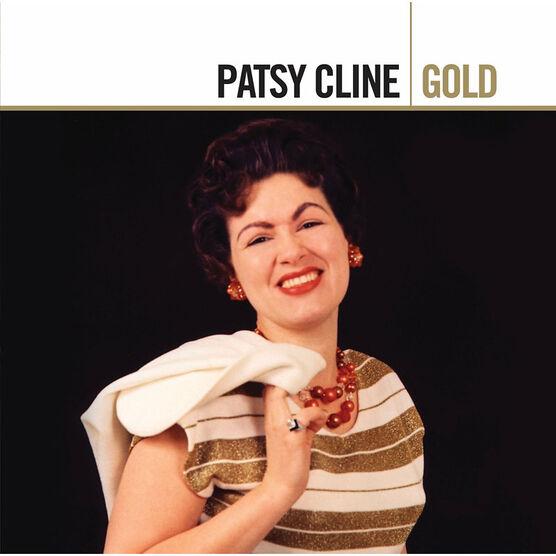 Patsy Cline - Gold - CD