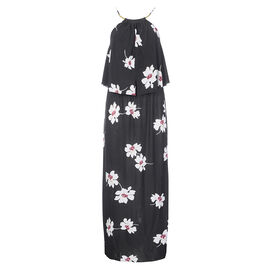 Lava Maxi Dress - Black Floral - Assorted
