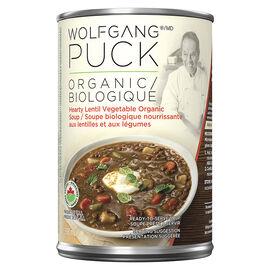 Wolfgang Pucks - Vege Lentil - 398ml