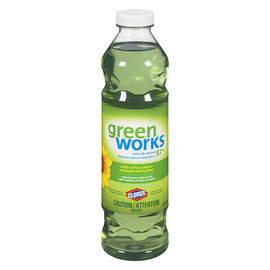 Green Works Naturally Derived Dilutable Multi-Surface Cleaner - 828ml