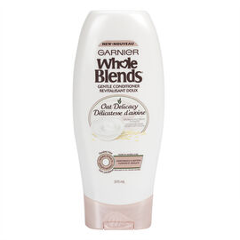 Garnier Whole Blends Gentle Conditioner - Oat Delicacy - 370ml