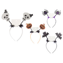 Halloween Novelty Headband - Assorted