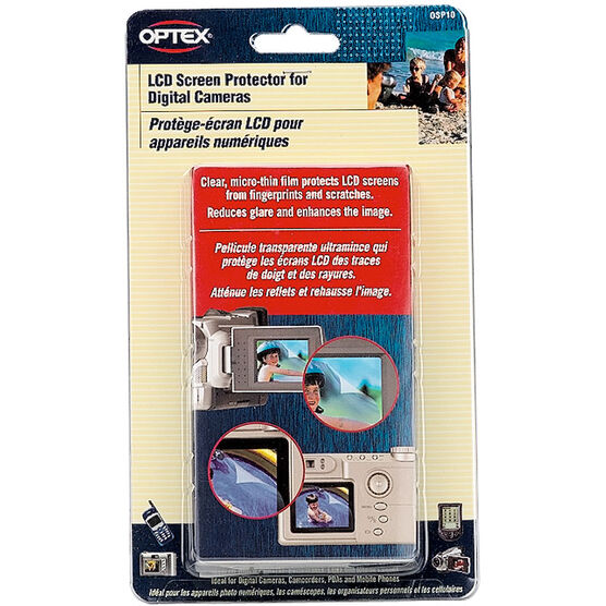 Optex LCD Screen Protector - OSP10