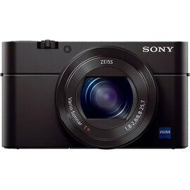 Sony Cyber-shot RX100 III Digital Camera - Black - DSCRX100M3
