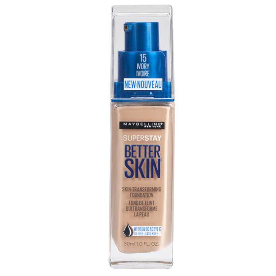 Maybelline SuperStay Better Skin Foundation - Ivory