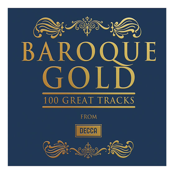 Various Artists - Baroque Gold: 100 Great Tracks - 6 CD