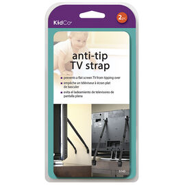 KidCo Anti-Tip TV Straps - S143