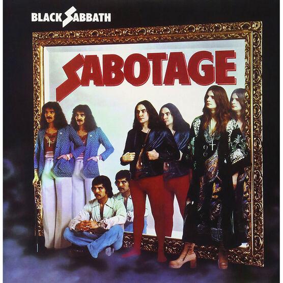 Black Sabbath- Sabatoge - Vinyl