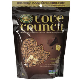 Nature's Path Love Crunch - Double Chocolate Chunk - 325g