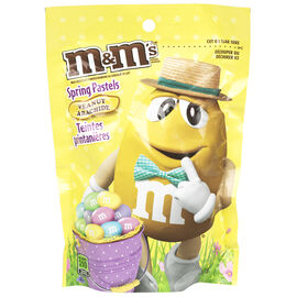 M&M's Spring Pastels Eggs - Peanuts -200g