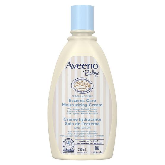 Aveeno Baby Eczema Cream - 330ml