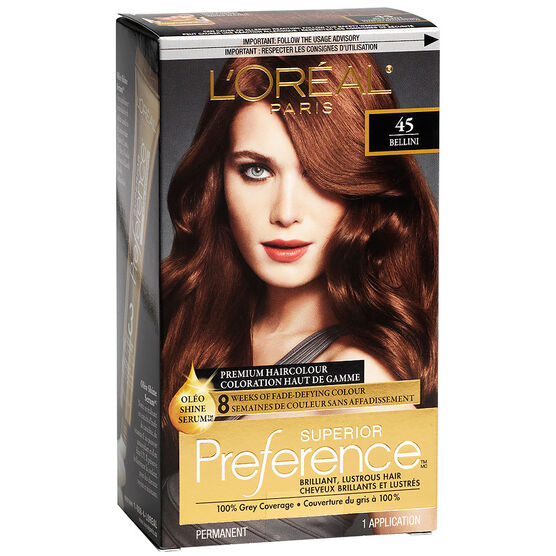 Copper Hair Color Loreal