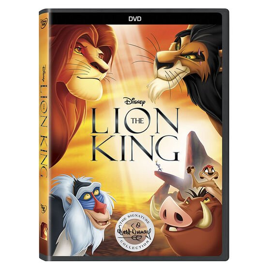 The Lion King - DVD