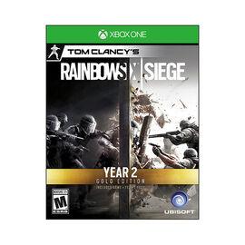 Xbox One Tom Clancy's Rainbow Six Siege - Year 2 Gold Edition