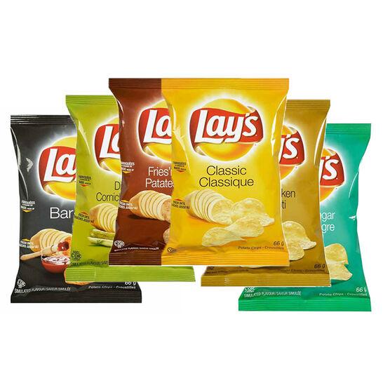 Lay's Potato Chips - 66g