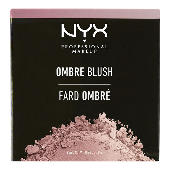 NYX Professional Makeup Ombre Blush - Mauve Me
