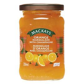 Mackays Marmalade - Orange with Champagne - 250ml