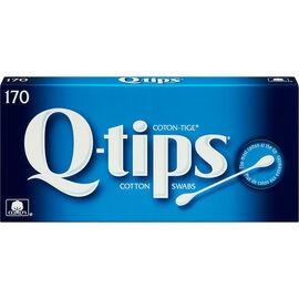 Q-Tips Cotton Swabs - 170's
