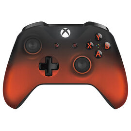 Microsoft Xbox Wireless Controller - Volcano Shadow Special Edition Red - WL3-00068
