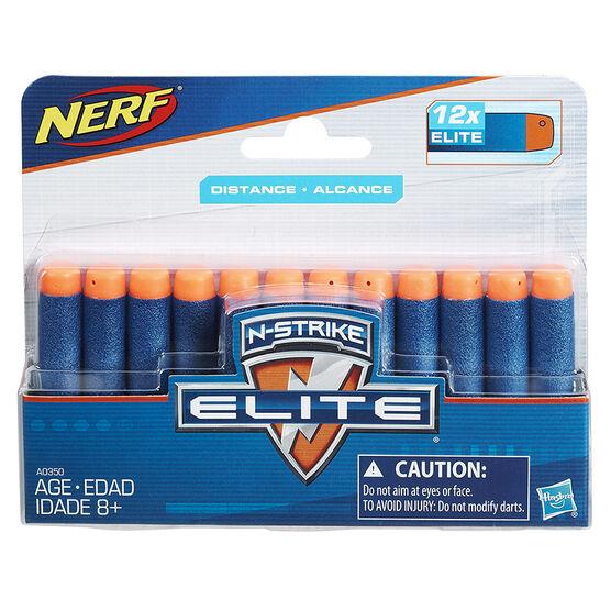 Nerf N-Strike Elite Darts - 12 pack