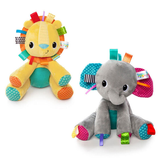Bright Starts Tag 'n Play Pals - Assorted