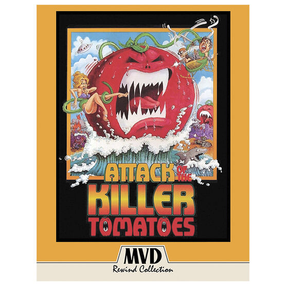 Attack of the Killer Tomatoes - Blu-ray + DVD Combo