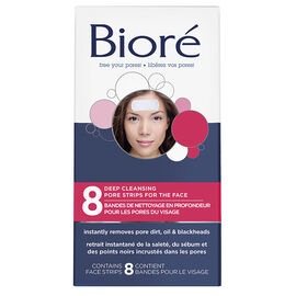 Biore Deep Cleansing Pore Strips for the Face - 8's