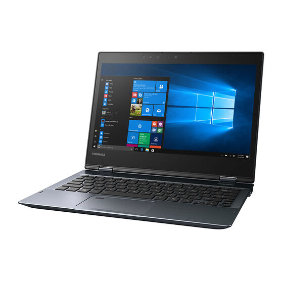 Toshiba Portege X20W-D-055 Convertible Laptop - 12 Inch - Intel i7 - W10 Pro - PRT13C-05500M