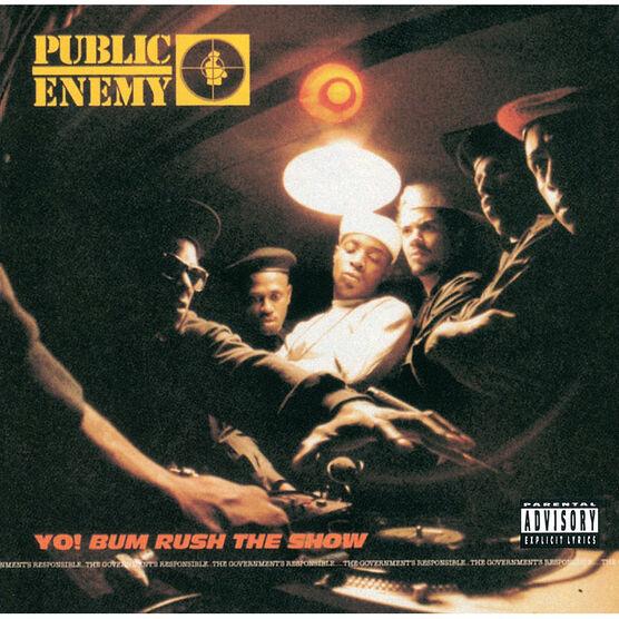 Public Enemy - Yo! Bum Rush the Show - Vinyl