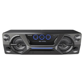 Panasonic Urban Audio Bluetooth/CD Boombox - Black - SCUA3K
