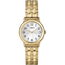 Timex Carriage Mid Size Expansion Watch - Gold